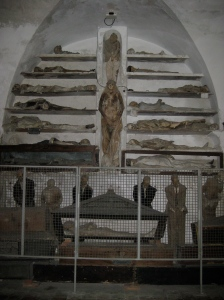 Sicily Catacombs