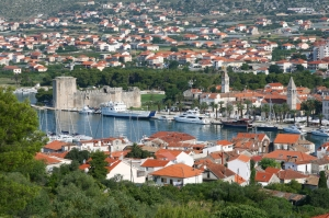 Trogir city view