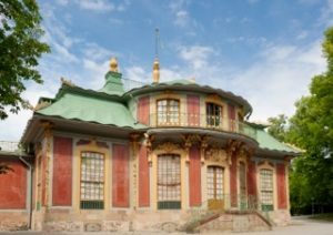 Chinese Pavilion at Drottningholm Palace