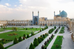 Square in Isfahan