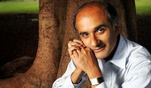 Travel writer Pico Iyer