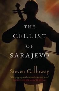 Cellist of Sarajevo cover