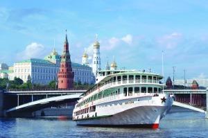 Volga Dream in Moscow