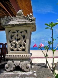 Bali beach flower