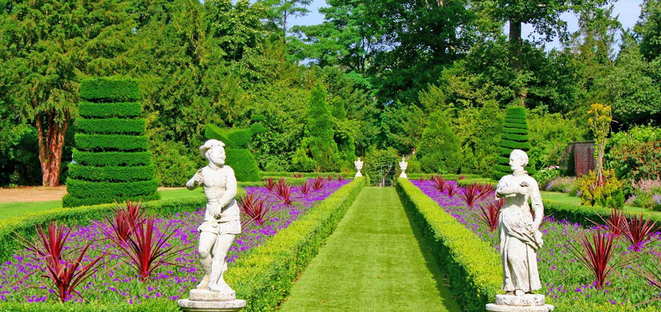 Five Hotels With Spectacular Gardens Discover The World