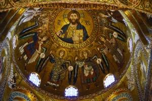Palatine Chapel Mosaic