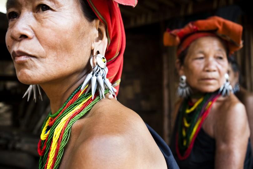 Karenni Women from Burma
