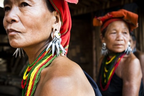 Karenni Women from Burma