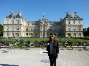 Marisa Luxembourg Gardens