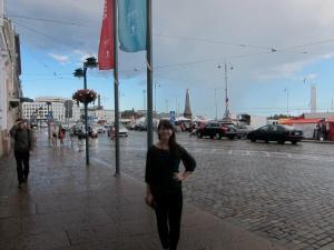 Erin in Helsinki