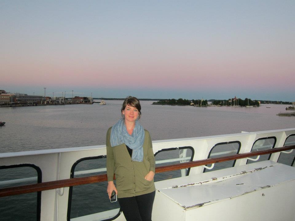 Erin in Stockholm