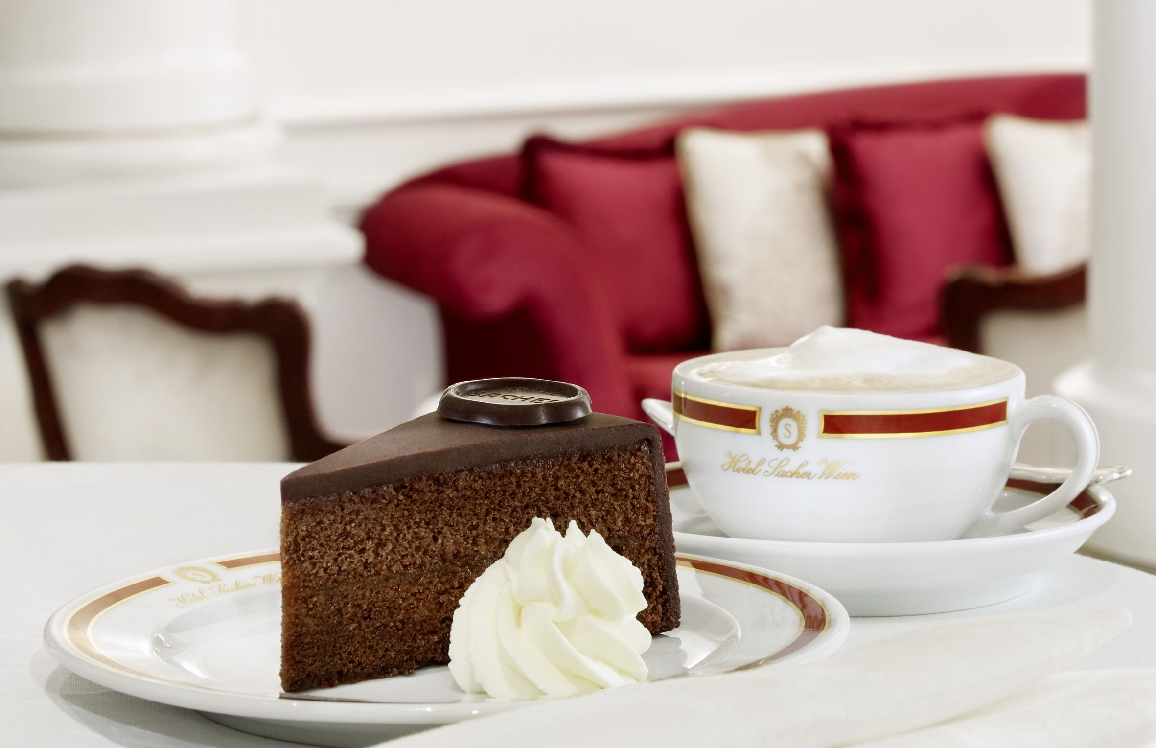 Sachertorte: A Slice of Vienna | Discover the World with ...