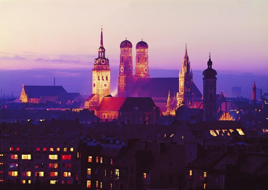 Munich from Munich tourist board
