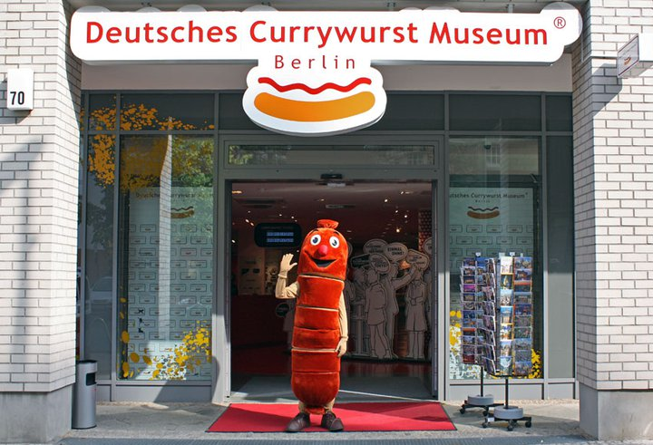 Currywurst museum Berlin