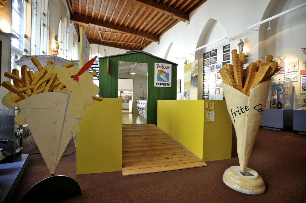 Frietmuseum in Belgium