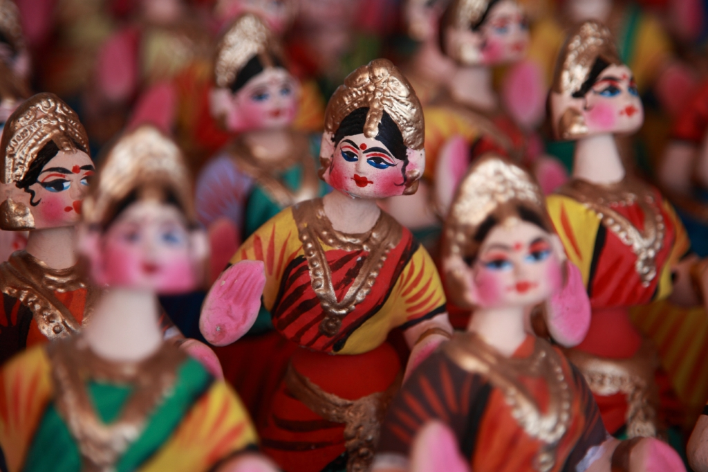 Thanjavur dancing dolls