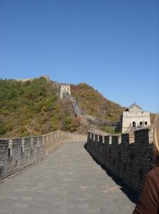 Great Wall by Meggan Reim