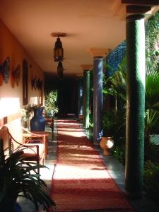 Jardin de Roses in Rabat by Gloria DeLuca