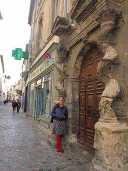 Erin in Arles
