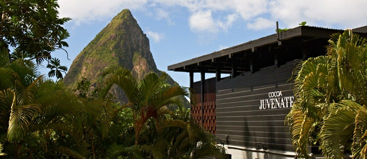 Spa at Boucan in St. Lucia