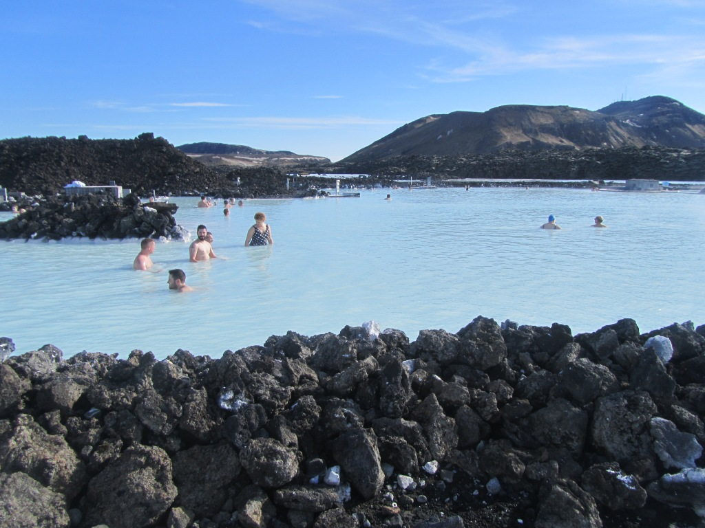 Blue Lagoon by Meggan Reim