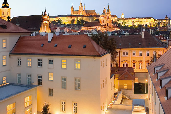 Prague Mandarin Oriental exterior