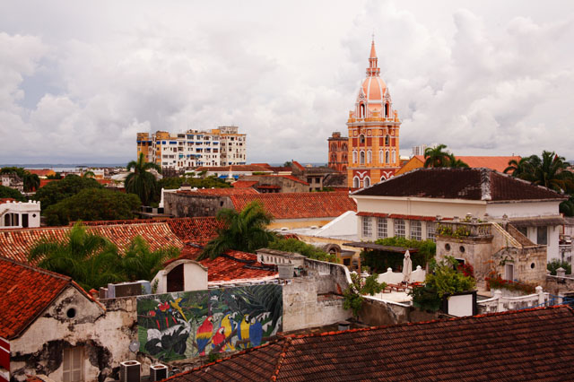 Historic Center Cartagena