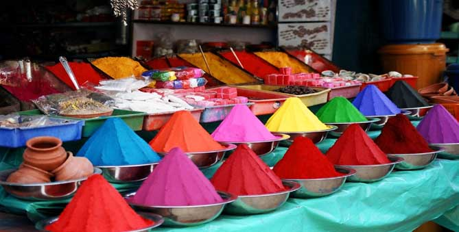 India dyes