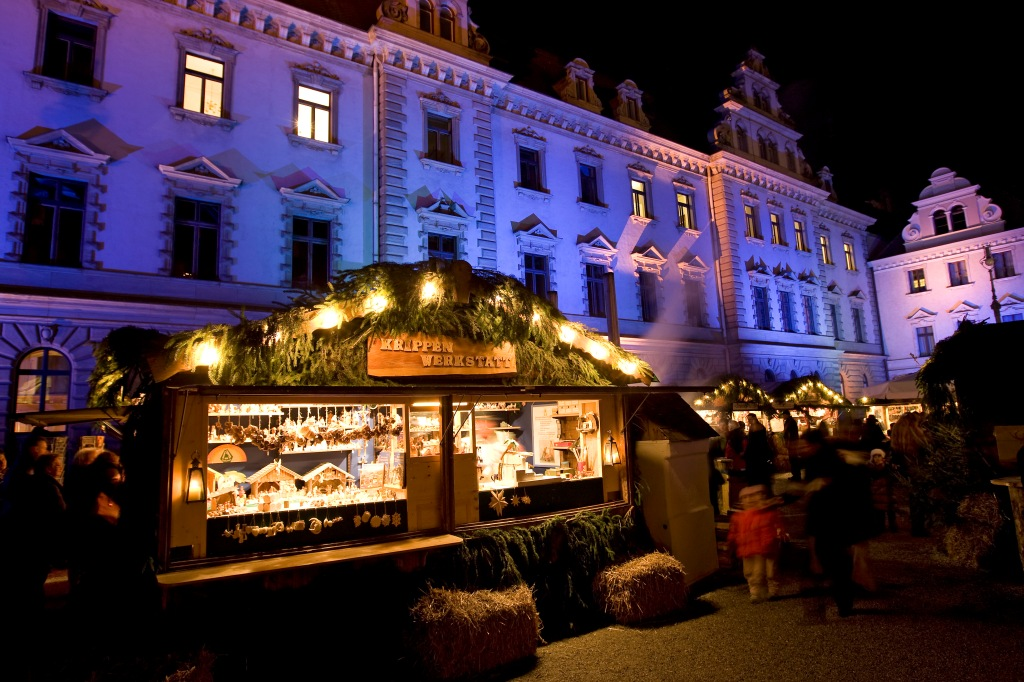 Christmas Market in Nuremburg