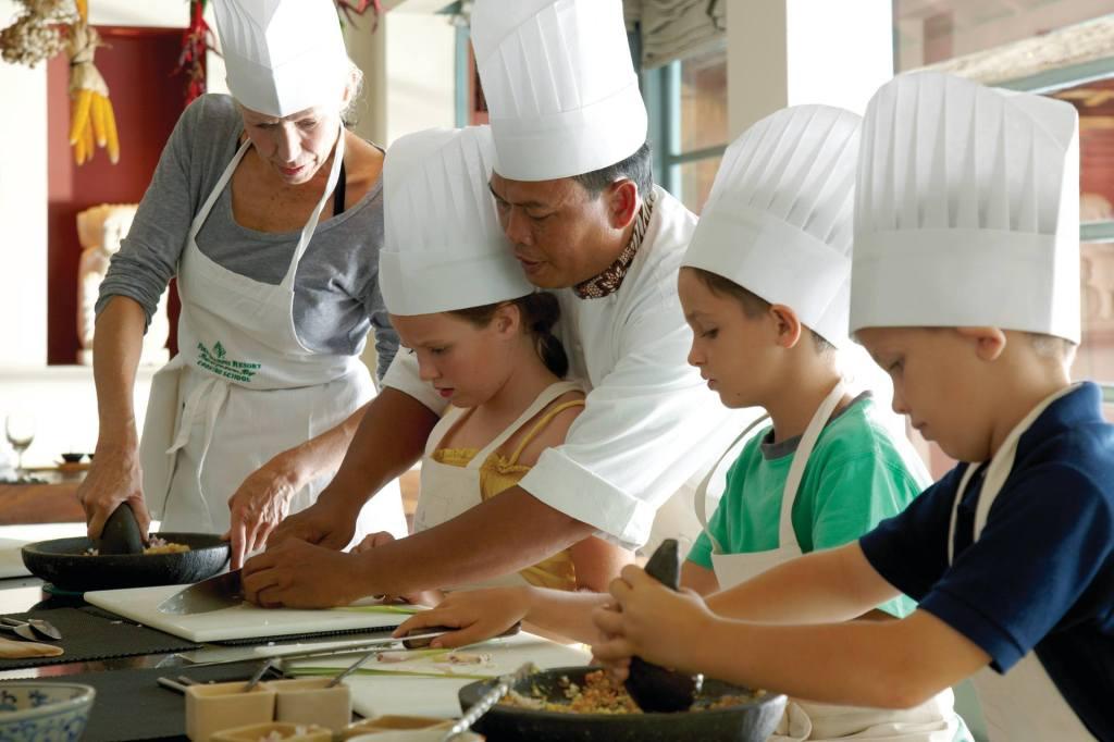 Four Season Bali kids culinary