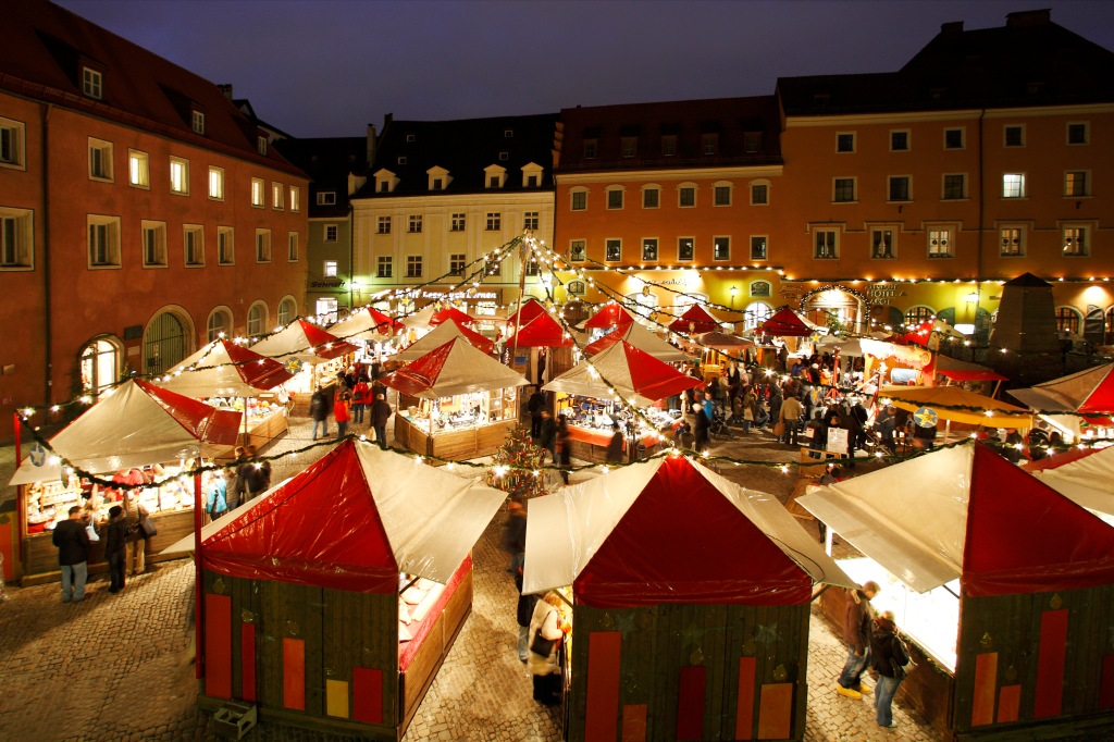 Regensburg markets