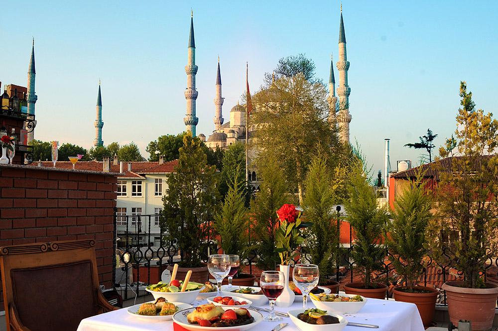 Sarnic hotel in Istanbul
