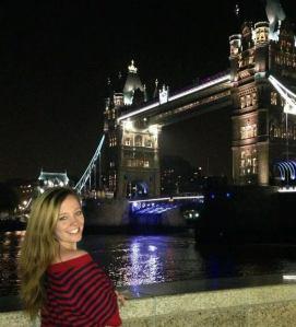 Olivia in London
