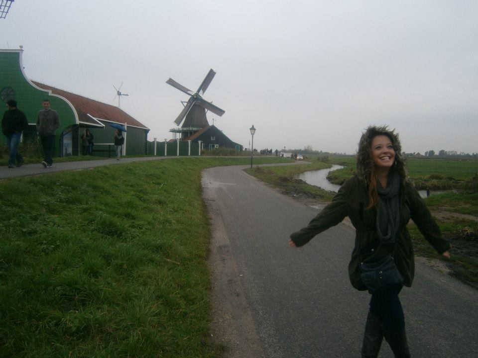 Olivia in the Netherlands