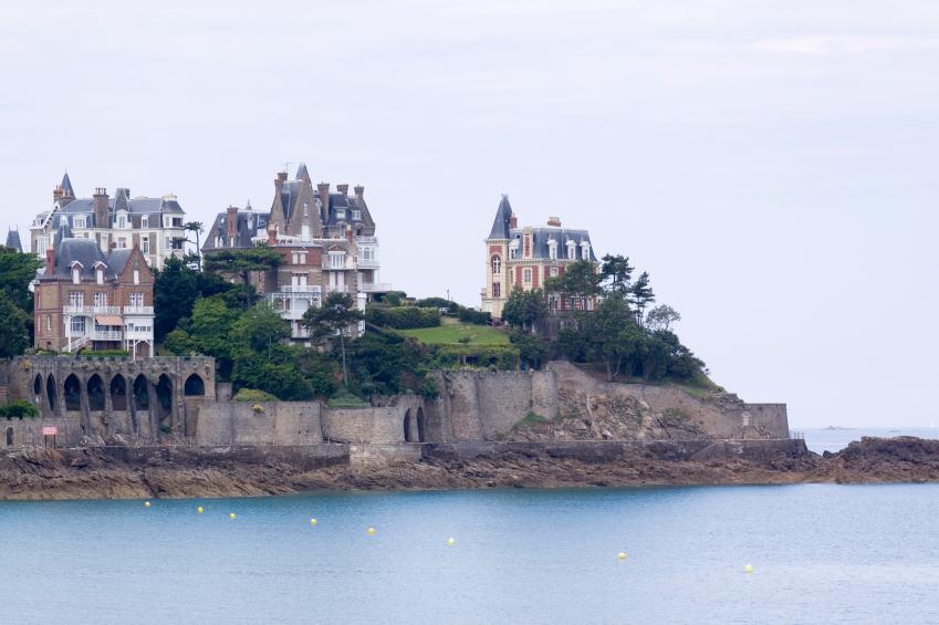 Dinard Villas Brittany
