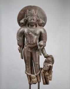 Kashmiri sculpture at Met