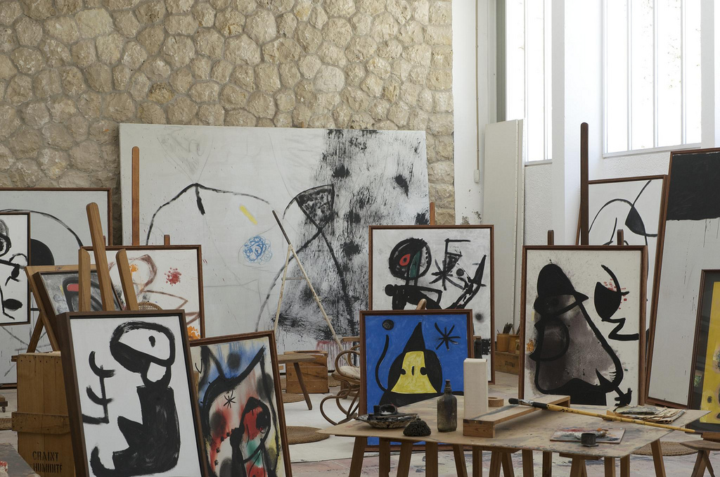Spain_Mallorca_Miro_studio_by_THOR