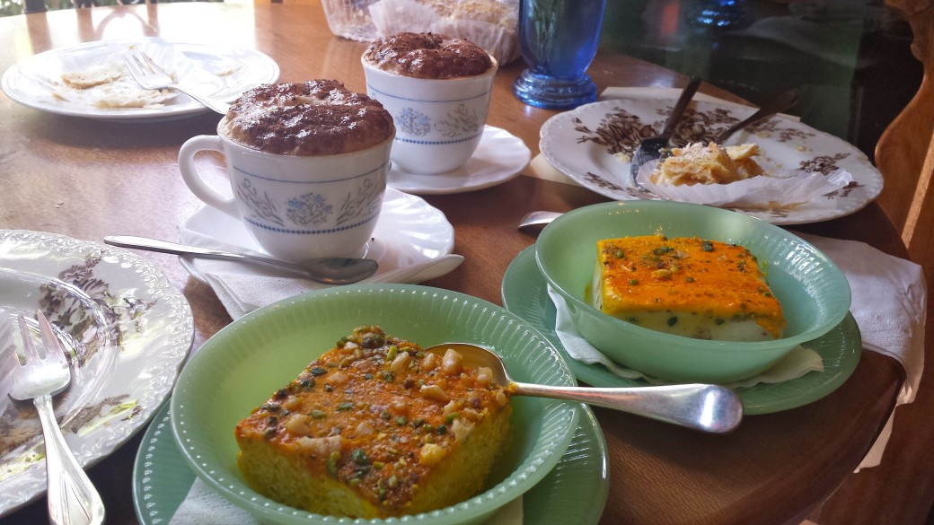 Persian treats, photo by Sara Kosyk