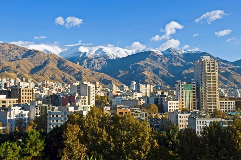 Sunny Tehran