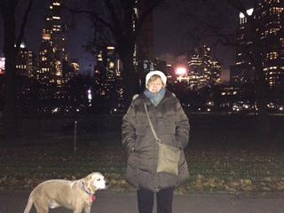 Elizabeth V Central Park